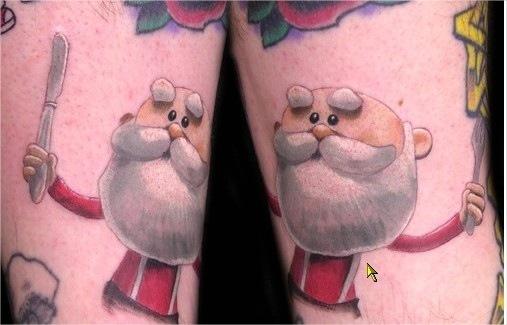 christmas-themed-tattoos-18